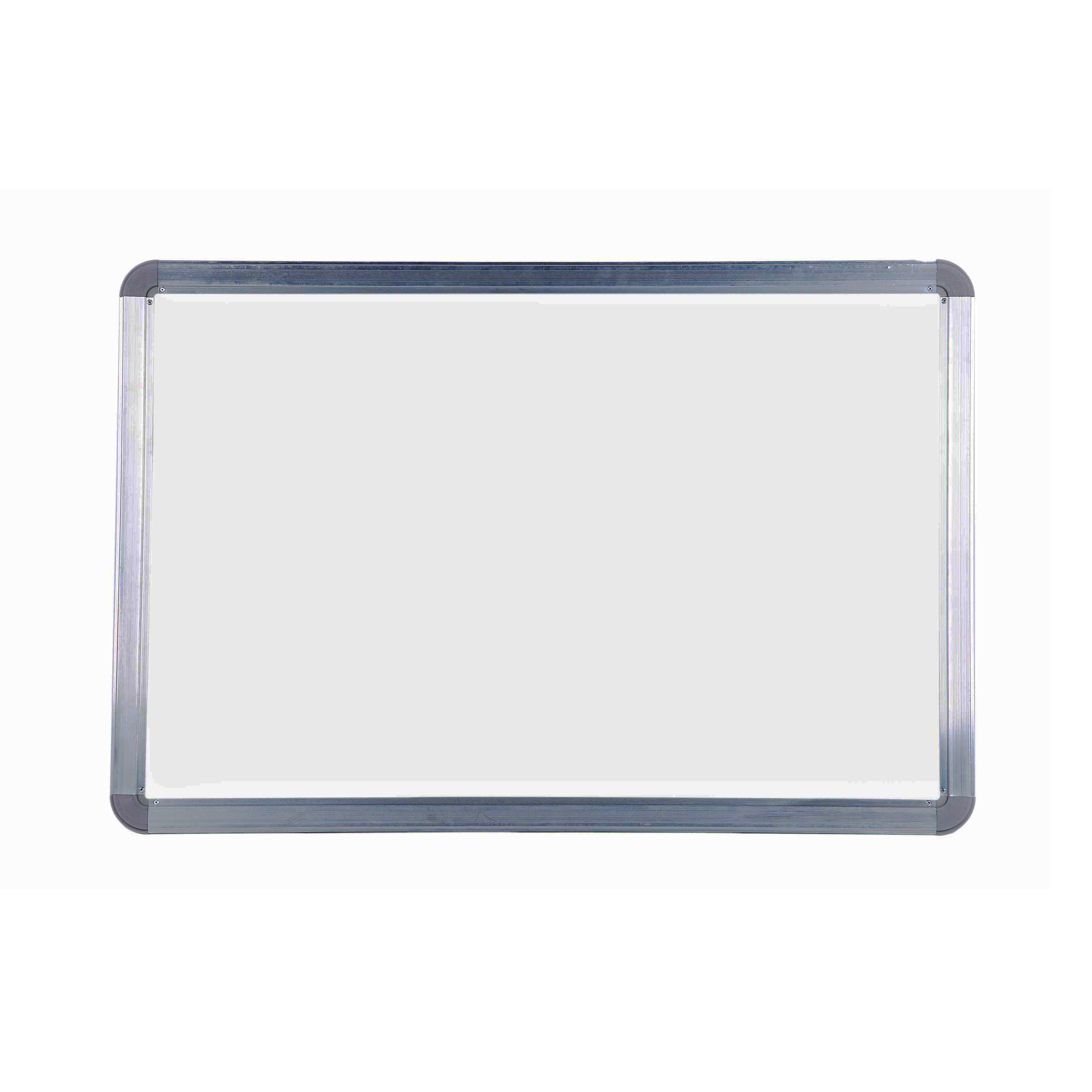 aluminium frame magnetic whiteboard joshen stationery. Black Bedroom Furniture Sets. Home Design Ideas