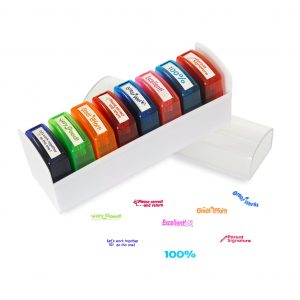 Self-Inking Stamp Set For Kids