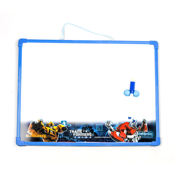 Plastic Whiteboard With Pen For Kids Whiteboard Chalk