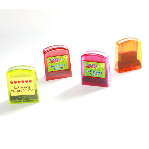 Self Inking Teacher Stamps By Fmeaddons