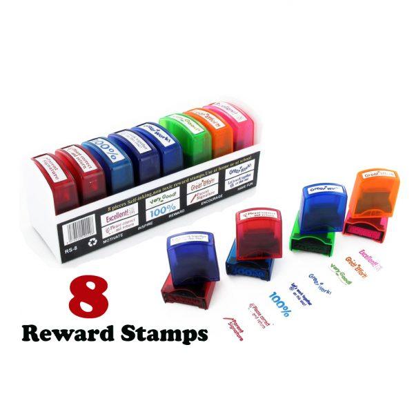 teacher stamp set