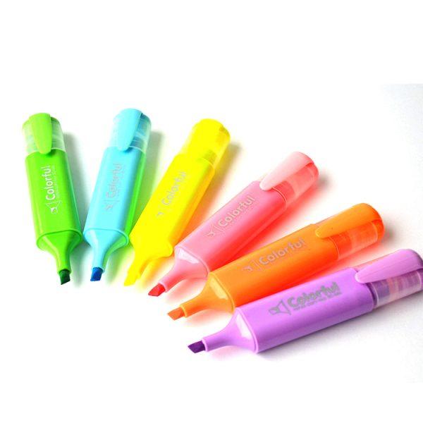 Fluorescent Textliner Highlighters