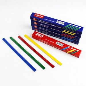 Assorted Colorful Whiteboard Magnetic Strip Bar