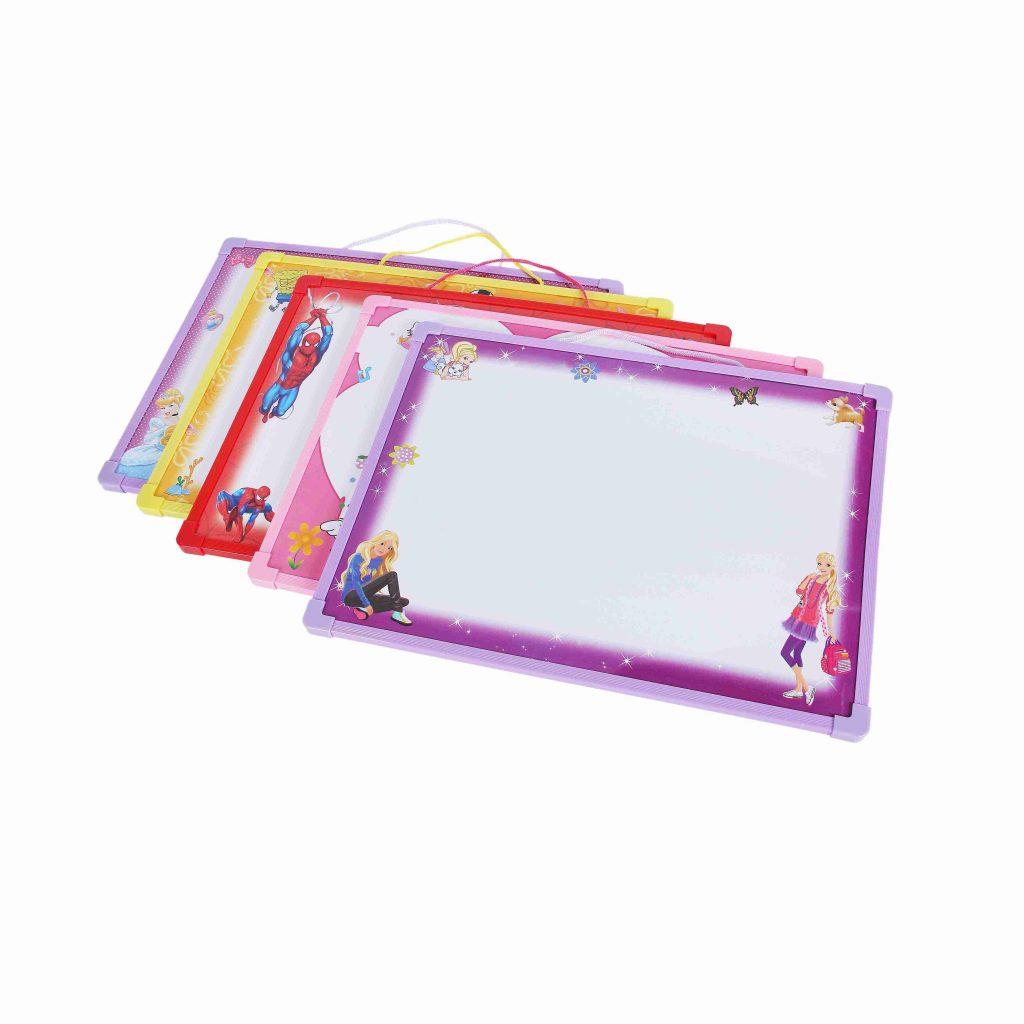 Dry Erase Board For Children - Whiteboard, Chalk Holder