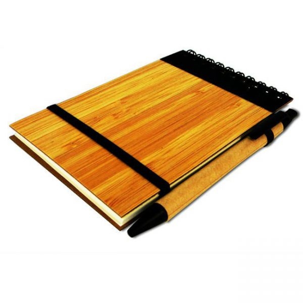 ECO-Friendly Bamboo Notebook