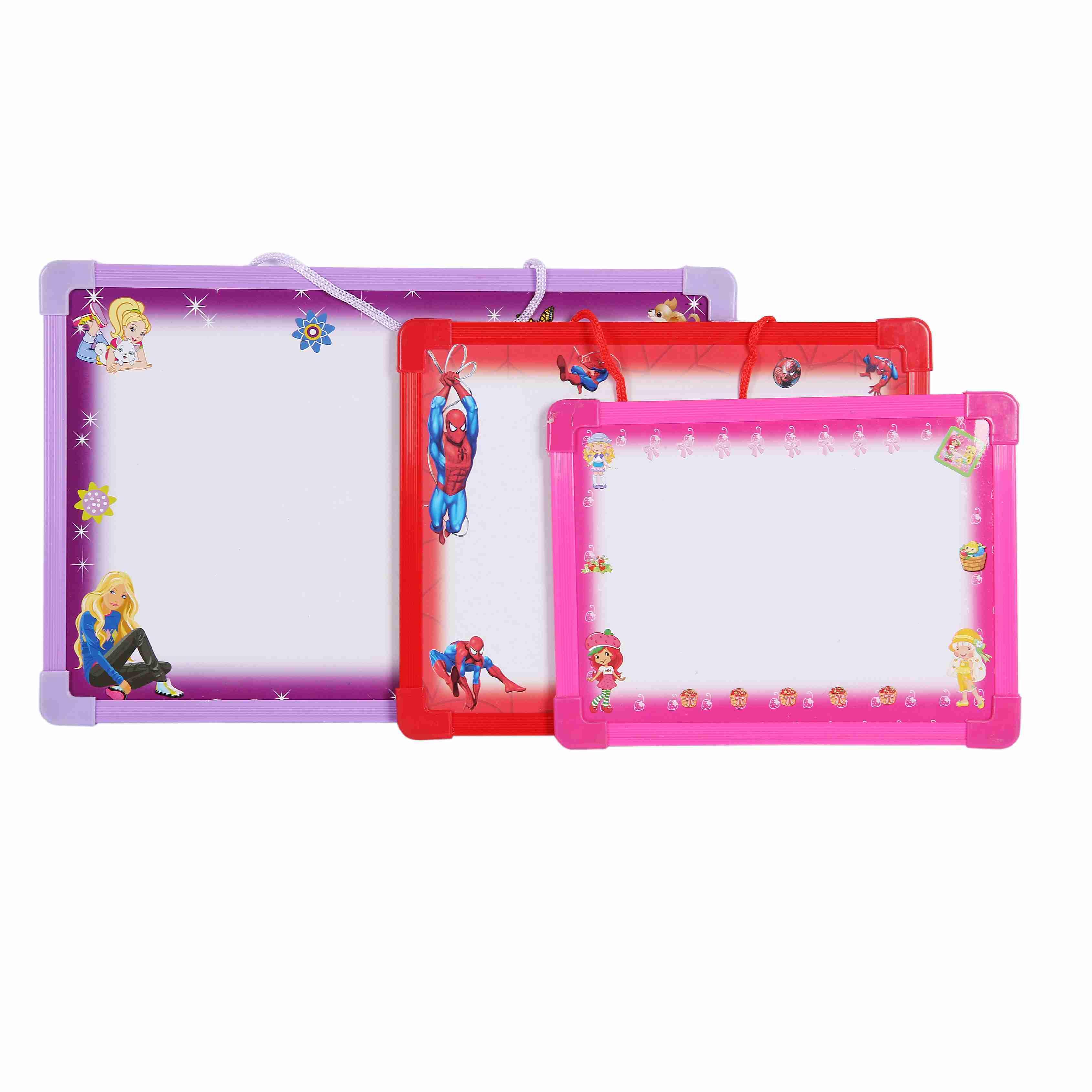 Mini Size Erasable Children Dry Wipe Whiteboard