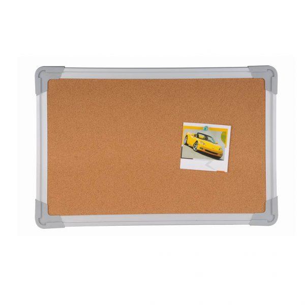 Small decorative cork board