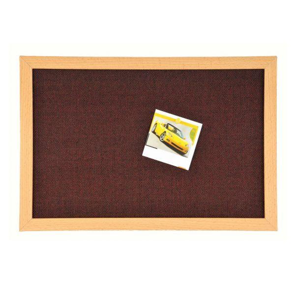 Decorative Cloth Bulletin Board