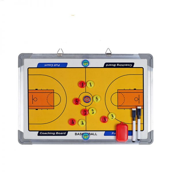 Magnetic Basketball Coaching Board