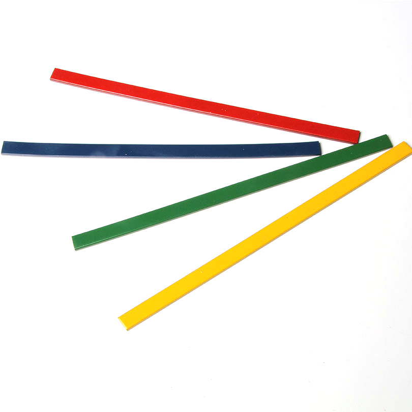 Super Strong Magnetic Colorful Strip Whiteboard Chalk