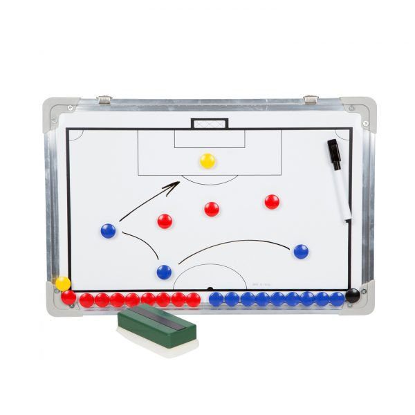 White Magnetic Tactic Board
