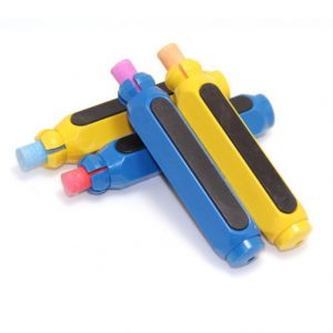 Plastic Colorful Kids Chalk Holder
