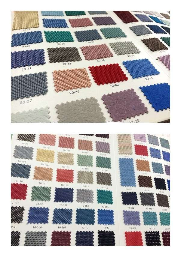 Fabric colors-Joshen Stationery