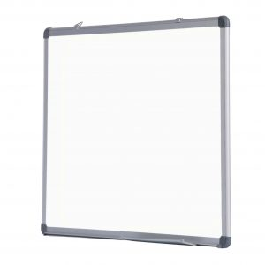 Factory Supply Dry Erase Magnetic Whiteboard With Silver Aluminum Frame