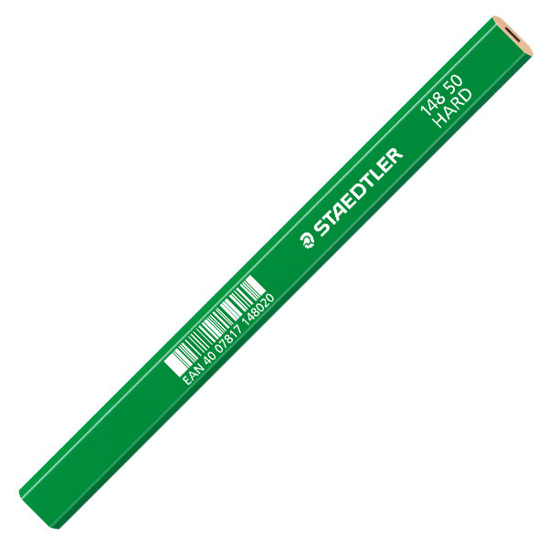 Traditional Wide Rectangular Carpenters Pencil