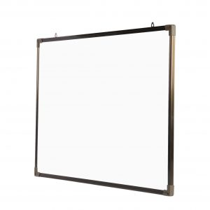 Wall Mounted Dry-Wipe Magnetic Writing Board