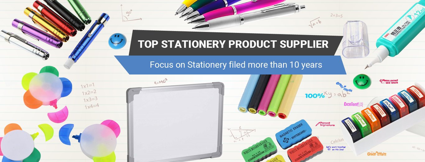 Office stationeries, School Stationeries, Gift Stationeries Manufacturer, Exporter China