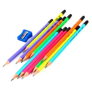 High quality customized hexagonal HB pencil