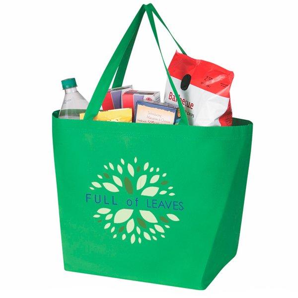 Eco-Friendly Non-Woven Shopping Tote Bag