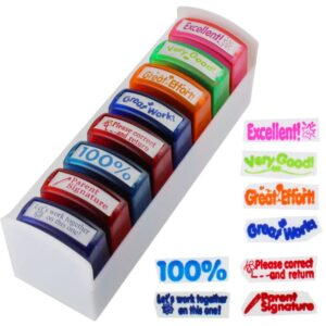 Spanish Self-Inking Teacher Stamps