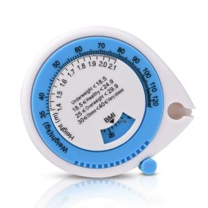 BMI Body Waist Measure Tape