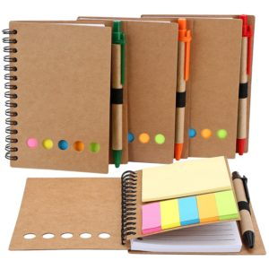 Recycled paper notebook | Recycled Notebook With Pen