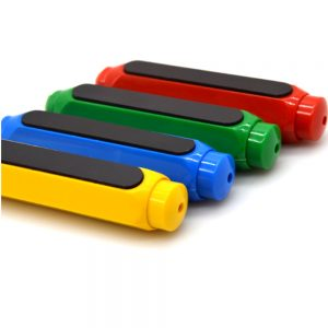 Auto-adjust Chalk Holder | Dustless Double Spring Chalk Pen Holder