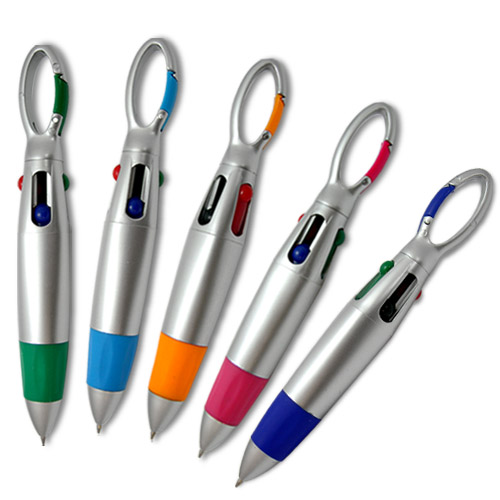 Customize Promotional Carabiner Clip Pen
