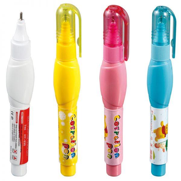 Pen Shape Correction Fluid Pen