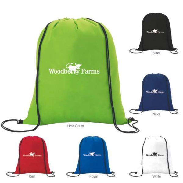 Custom Non-Woven Drawstring Backpacks | Drawstring Bag NonWoven